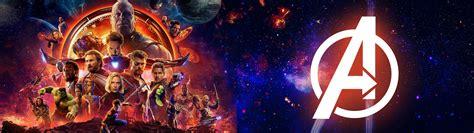 Marvel's Infinity War Dual Wallpaper (3840 x 1080) : multiwall