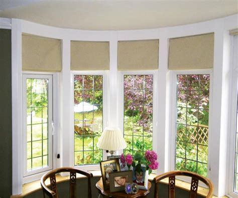 Bay Window Coverings 2017  Grasscloth Wallpaper