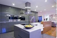 inspiring square kitchen plan *컨템퍼러리 키친 [ Darren James ] Contemporary Kitchen Remodel :: 5osA: [오사]