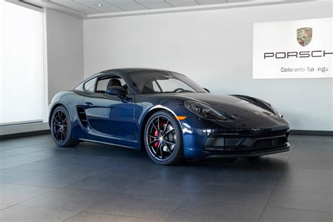 2019 Porsche Gts by 2019 Porsche 718 Cayman 718 Cayman Gts Stock 19006 For