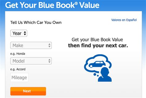 Blue Book Values