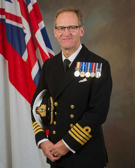 hms collingwood welcomes  commanding officer royal navy