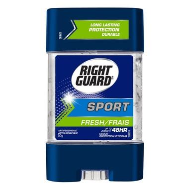 Buy Right Guard Sport Clear Gel Antiperspirant Fresh at