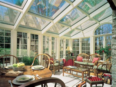 Sunroom Ideas by Sunrooms And Conservatories Hgtv