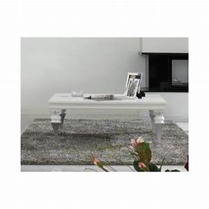 magnus white and silver leaf coffee table With white and silver coffee table