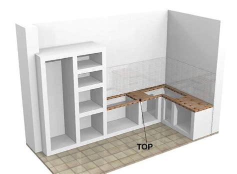 cucine in miniatura base per cucine in muratura su misura