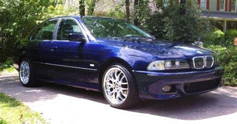 bmw e39 528i montreal blue metallic paint code m297