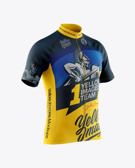 Mockups design is a site where you can find free premium mockups that can be used in your private and commercial work. 44+ Womens Cycling Jersey Mockup Back Half Side View ...