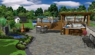 Logiciel Aménagement Jardin 3d by Architecte 3d Jardin Et Ext 233 Rieur 2016 Architecte 3d