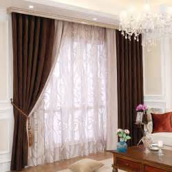 Gardinen Design Modern by Classic And Modern Contemporary Curtains Of Chenille