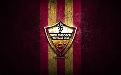 Get the latest news from stellenbosch fc and live scores. Download wallpapers Stellenbosch FC, golden logo, Premier ...