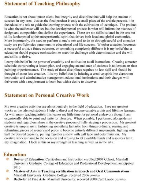 examples  philosophy nursing resume personal essay life  thatsnotus