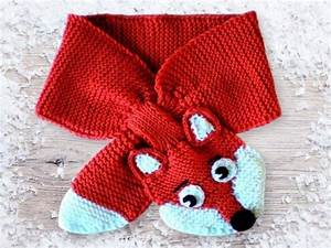 Knitting Instructions For Scarfs With Animals