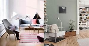Couleur De Peinture Pour Salon : tendances couleurs salon ~ Melissatoandfro.com Idées de Décoration