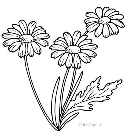 midisegni fiori midisegni it disegni da colorare per bambini disegni