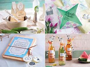 Party Deko Ideen Selbermachen : party dekoration ~ Markanthonyermac.com Haus und Dekorationen