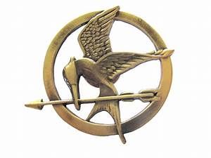 Mockingjay Pin ($6) | 21 Hunger Games Gifts Even the ...