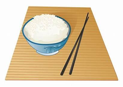 Rice Clipart Bowl Clip Pot Plant Illustration