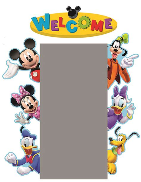 mickey mouse clubhouse characters clipart panda