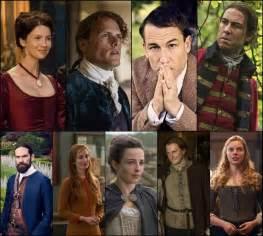 Outlander Series Cast Season 3