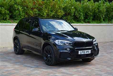 BMW X5 M SPORT HIRE - Wedding Cars For Hire