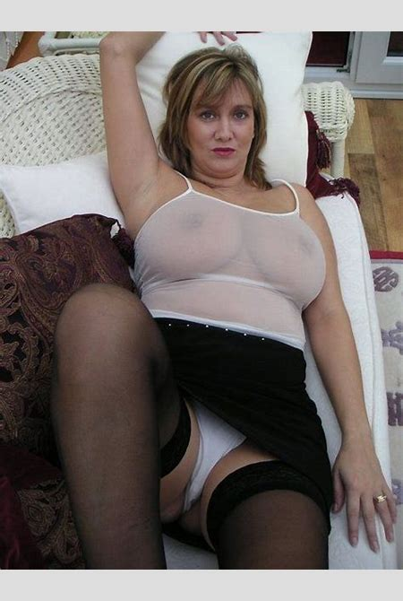 Milf Public Stocking Tops
