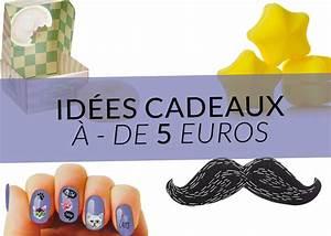 Idée Cadeau Moins De 5 Euros : id es cadeaux moins de 5 euros color mania ~ Melissatoandfro.com Idées de Décoration