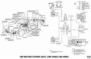 1968 Mustang Wiring Diagrams