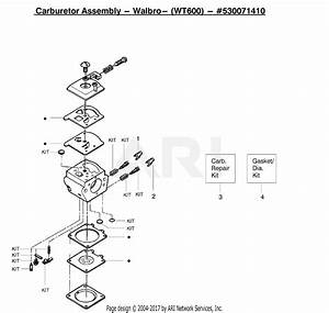 Poulan 2375le Gas Saw Type 2  Wildthing 2375le Gas Saw Type 2 Parts Diagram For Kit