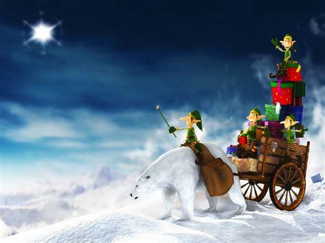 Animated Christmas Wallpapers For Desktop Wallpapersafari
