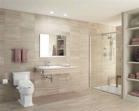 Barrier Free Bathroom Design by Barrier Free Bathrooms