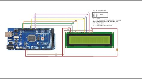 How Connect Arduino Lcd With Out Potentiometer