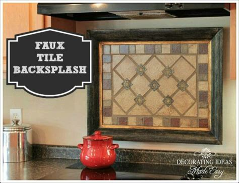 diy tile kitchen backsplash 11 gorgeous ways to transform your backsplash without
