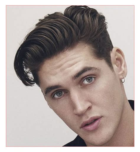 mens thick medium hairstyles fade haircut