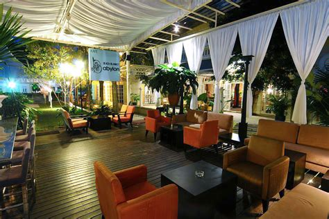 Beach Blanket Babylon Bar & Bistro House In Penang