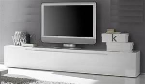 Sideboard Hängend Weiß Hochglanz : lowboard tv unterteil wei hochglanz lack italien ~ Watch28wear.com Haus und Dekorationen