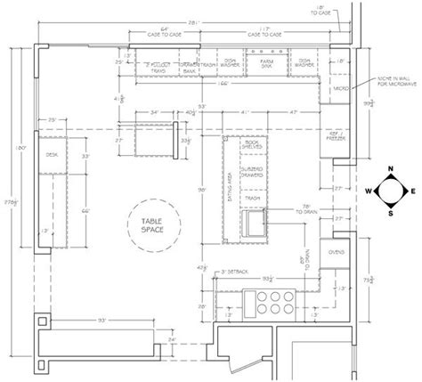 cad for kitchen design 10 best portfolio revit images on floor 5084