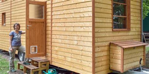 Tiny Häuser Ostsee by Einfach Leben Tiny House Wohnen Im Mini Eigenheim Oz