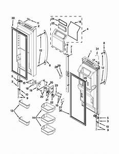 Parts Manual For Whirlpool Refrigerator