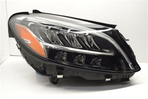 Including destination charge, it arrives with a manufacturer's suggested. 2020 MERCEDES BENZ C300 RH HEADLIGHT FACTORY OEM GOOD TABS A205 906 30 06 KZ | eBay