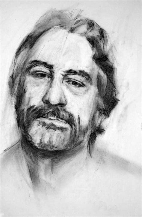 Robert De Niro Portrait Painting by Cristina Lo