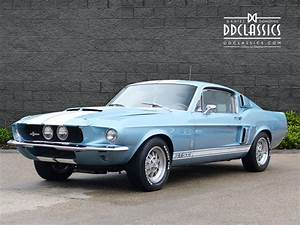 Ford Mustang Shelby Gt 500 1967 : 1967 ford shelby gt500 mustang fastback lhd classic ~ Dallasstarsshop.com Idées de Décoration