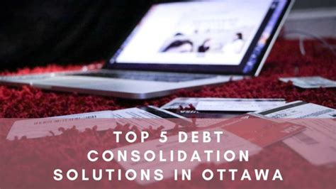 If she were living by using her credit cards for daily expenses you can see the dilemma mounting rapidly. The 5 Best Debt Consolidation Solutions in Ottawa 2021