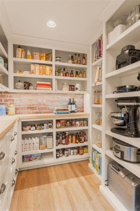 Get Organized Butlers Pantries by 25 Well Organized Kitchen Pantry Makeovers And Ideas