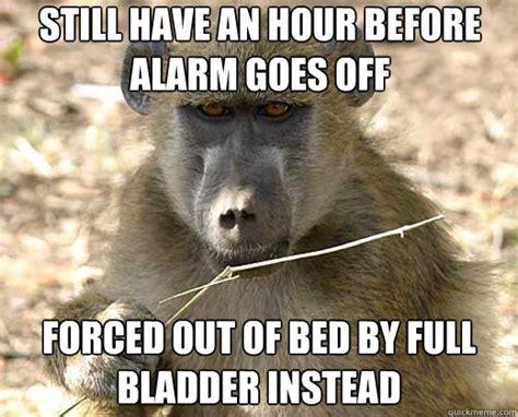 Baboon Meme - halfway through brushing teeth this doesn t taste like toothe paste bad morning baboon quickmeme