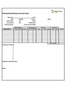 menu card  price