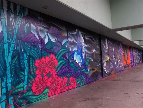 inspirational mural at the aylesbury estate graffiti art