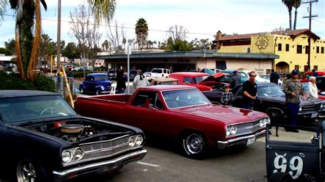 2012 Burger Run Car Show Vista, Ca