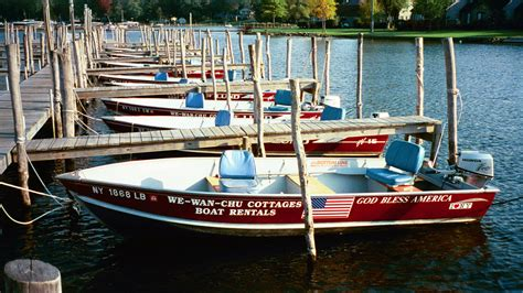 Boat Rentals by We Wan Chu Cottages Boat Rentals