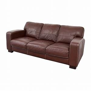 Sofa bobs furniture colby bob o pedic gel queen sleeper for Bob s leather sectional sofa